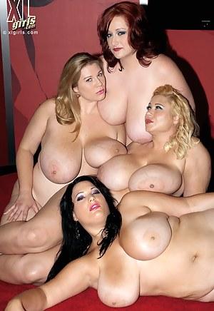 BBW Lesbian Porn Pictures